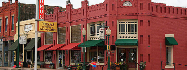 Downtown Grapevine Guide